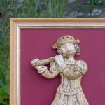 Kósa Reneszánsz Kerámia képkeretben