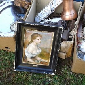 Renoir a fűben