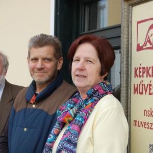 Dr.Tóth Ferenc, Nagy Sándor, Dr.Ladó Mária