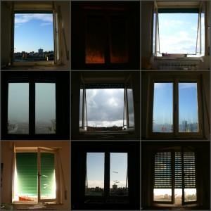 Az ablakunk és az időjárás