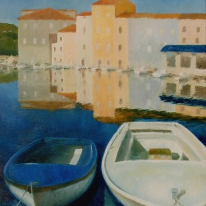 Cres-kikötő