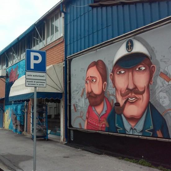 Civitanova Marche urban art 2
