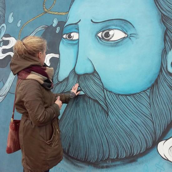 Vedo a colori - A szomorú kék úr vígasztalása